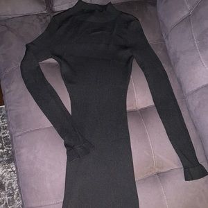 Dresses & Skirts - Tight fitting black dress